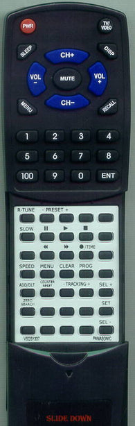 PANASONIC AG1290P Replacement Remote
