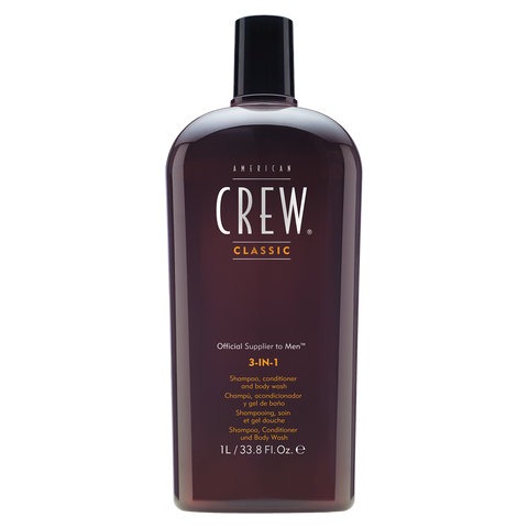 American Crew 3-in-1 1 Liter