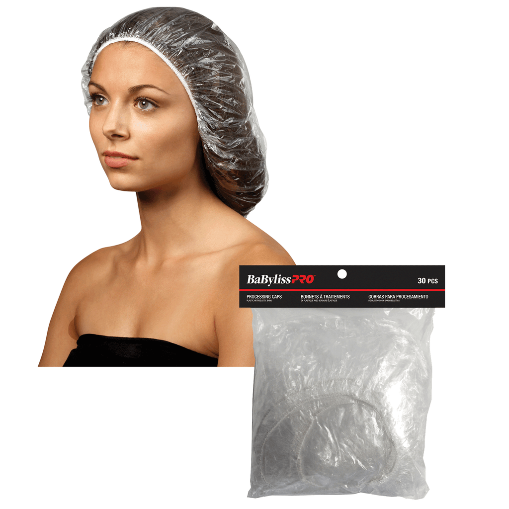 Dannyco Sundries BaByliss Pro Clear Processing Cap 1 Each
