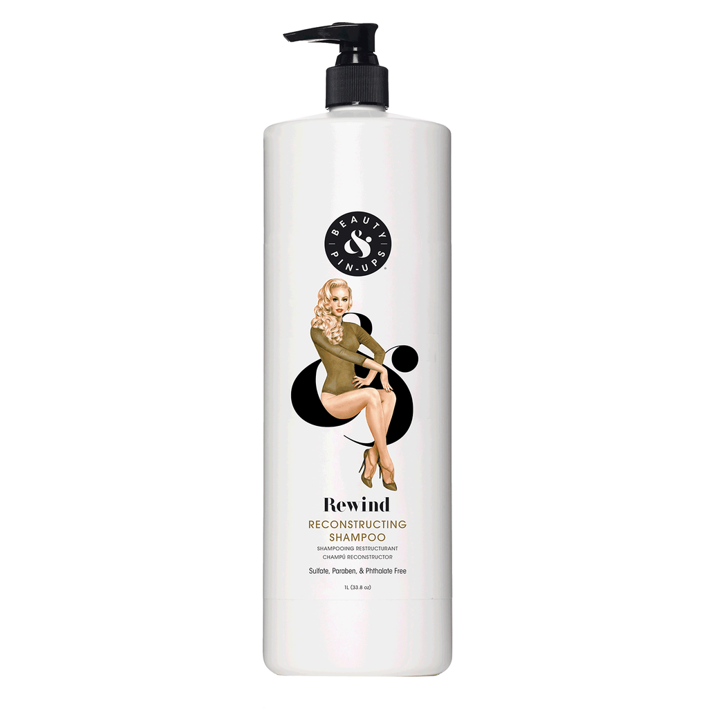 Beauty & Pin-Ups Rewind Reconstructing Shampoo 33 fl oz