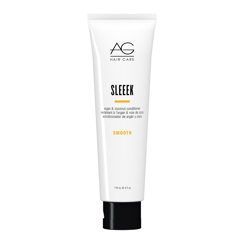 AG Hair Sleeek Argan Conditioner 6 fl oz