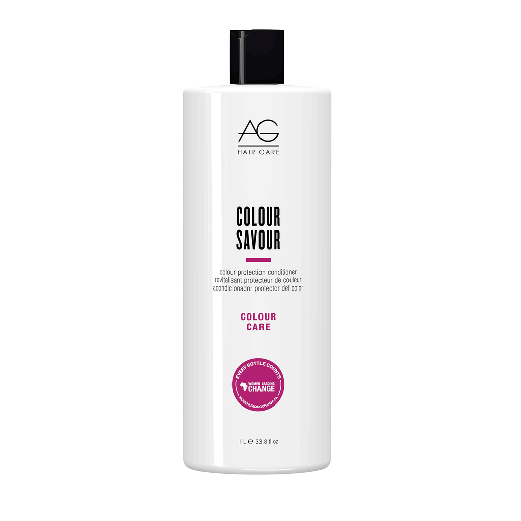 AG Hair Colour Savour Conditioner 1 Liter canada