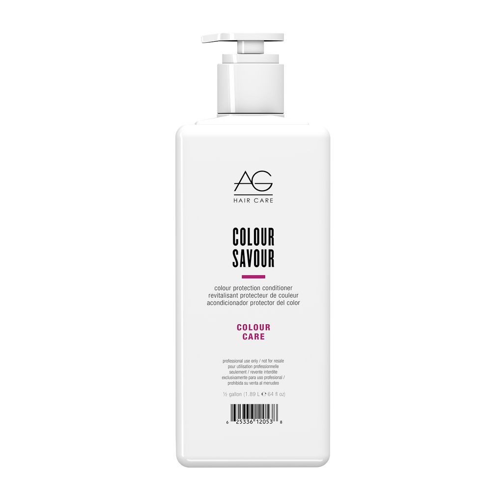 AG Hair Colour Savour Conditioner 1/2 Gallon canada