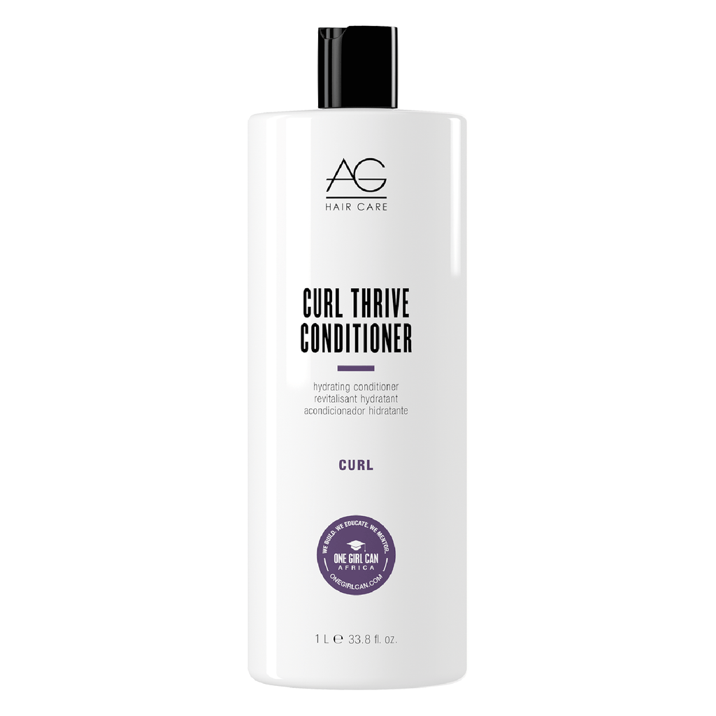 AG Hair Curl Thrive Hydrating Conditioner 1 Liter canada