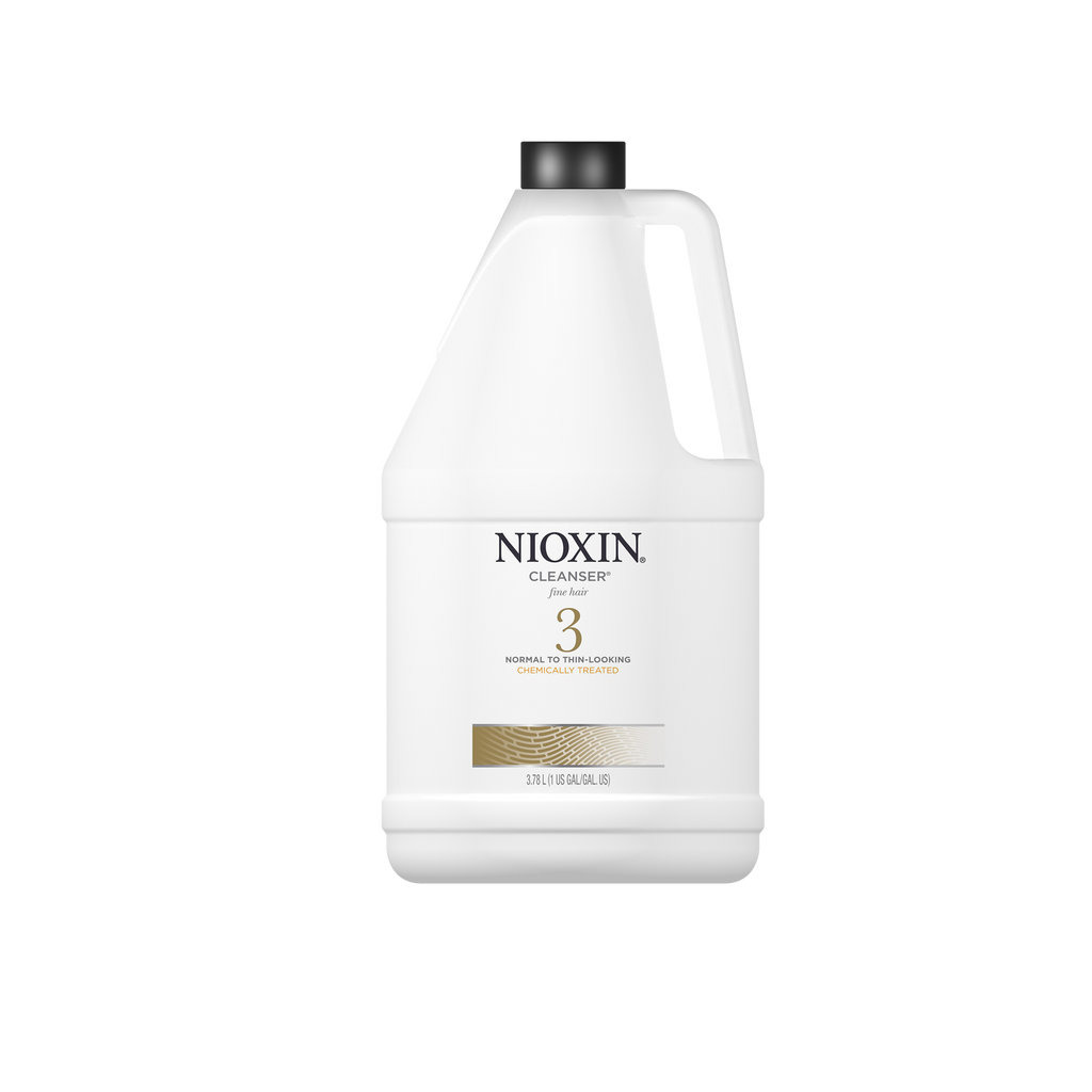 Nioxin System 3 Cleanser 1 Gallon