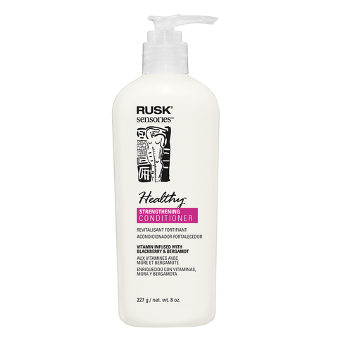 Rusk Sensories Healthy Conditioner 8 fl oz