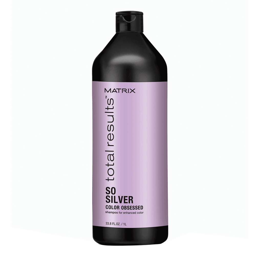 Matrix Color Obsessed So Silver Shampoo 1 Liter