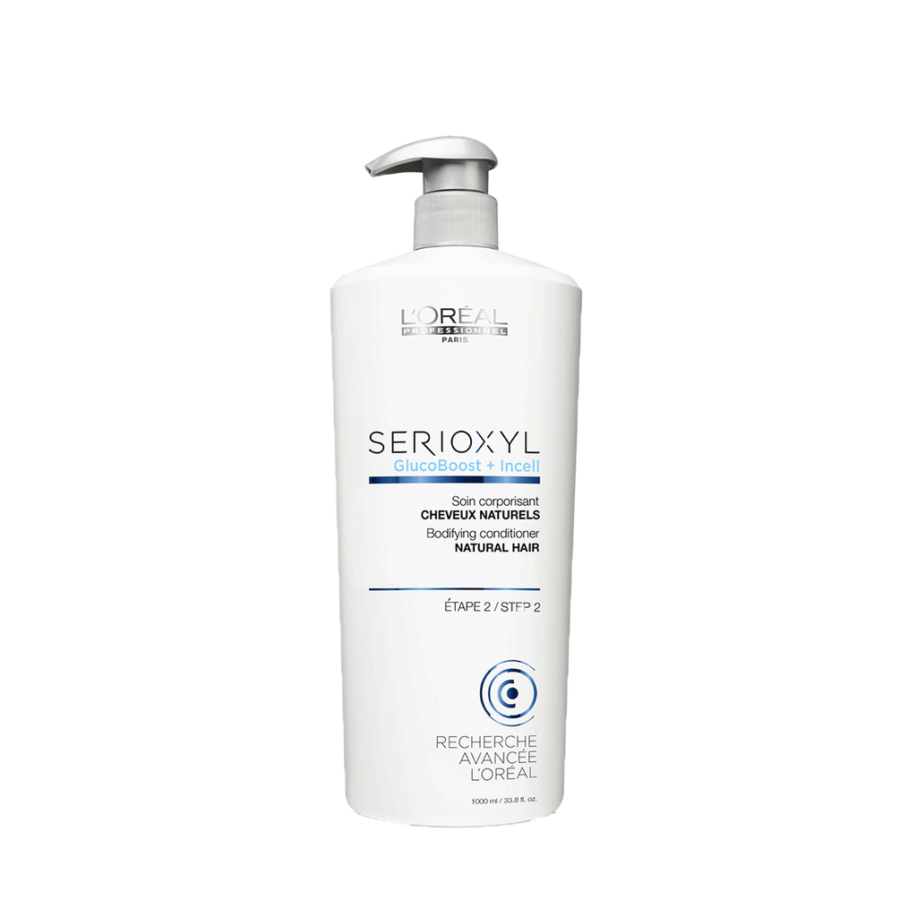 L'Oreal Professionnel Serioxyl Naturels Conditioner for Natural Thinning Hair 33.8 fl oz