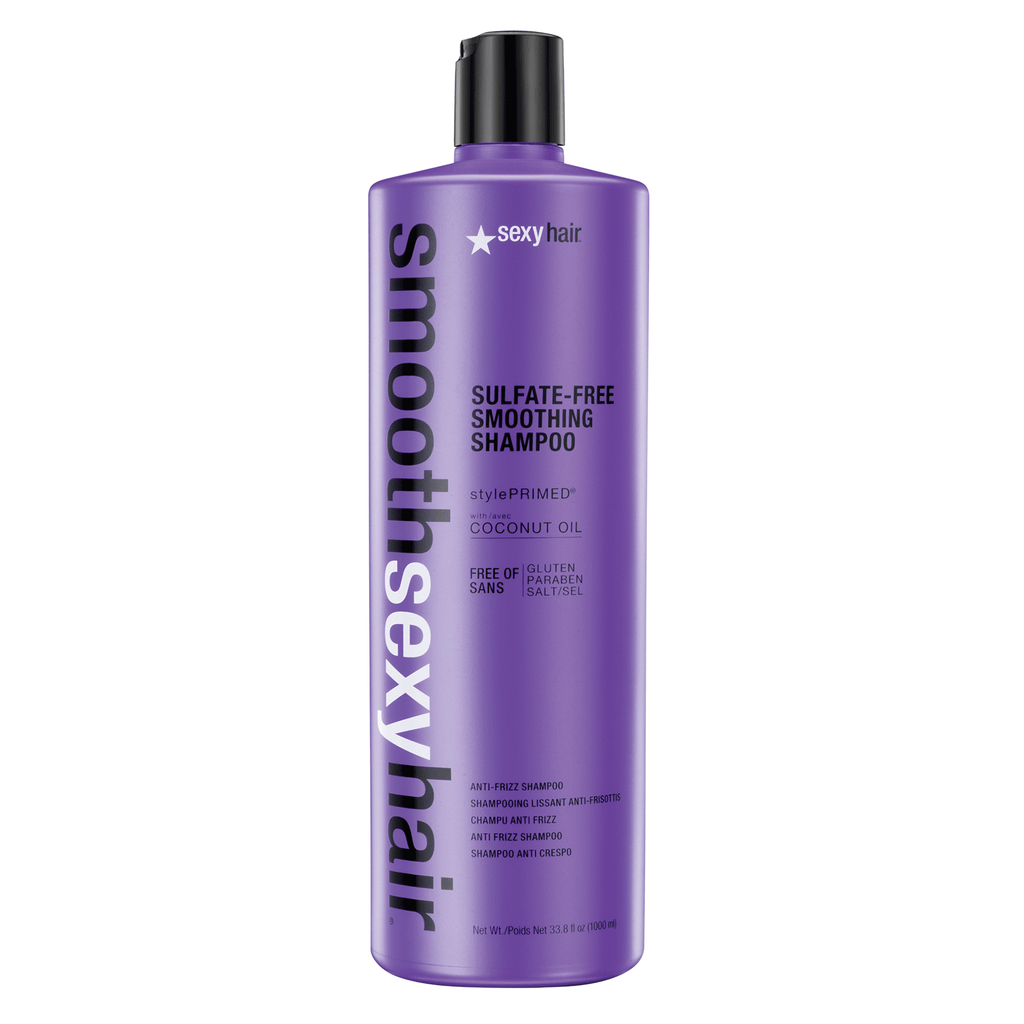 Sexy Hair Concepts Smooth Sexy Hair - Smoothing Anti-Frizz Shampoo 33 fl oz