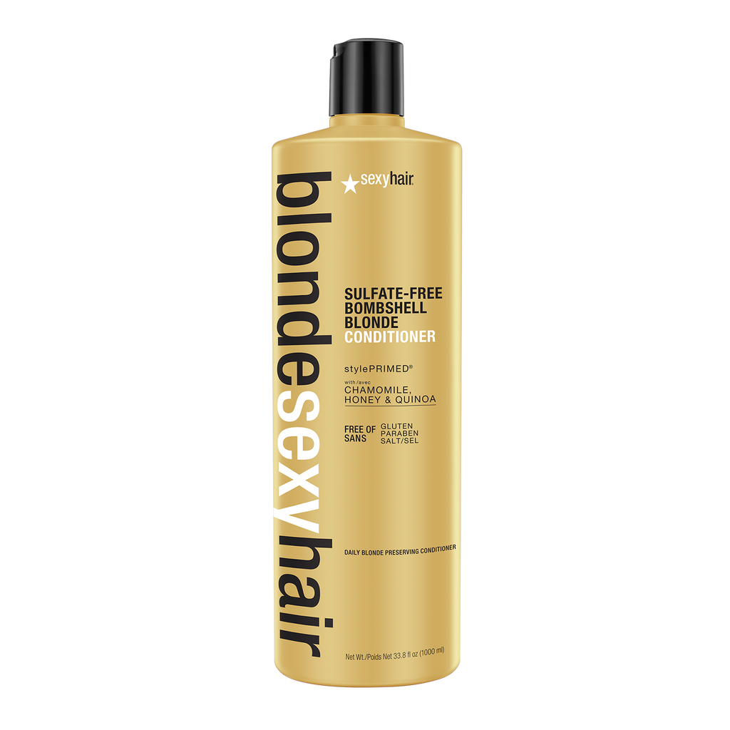Sexy Hair Concepts Blonde Sexy Hair - Bombshell Blonde Conditioner 33.8 fl oz