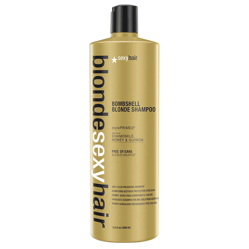 Sexy Hair Concepts Blonde Sexy Hair - Bombshell Blonde Shampoo 33.8 fl oz