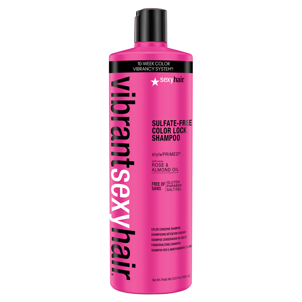 Sexy Hair Concepts Vibrant Sexy Hair Color Lock Shampoo 33.8 fl oz