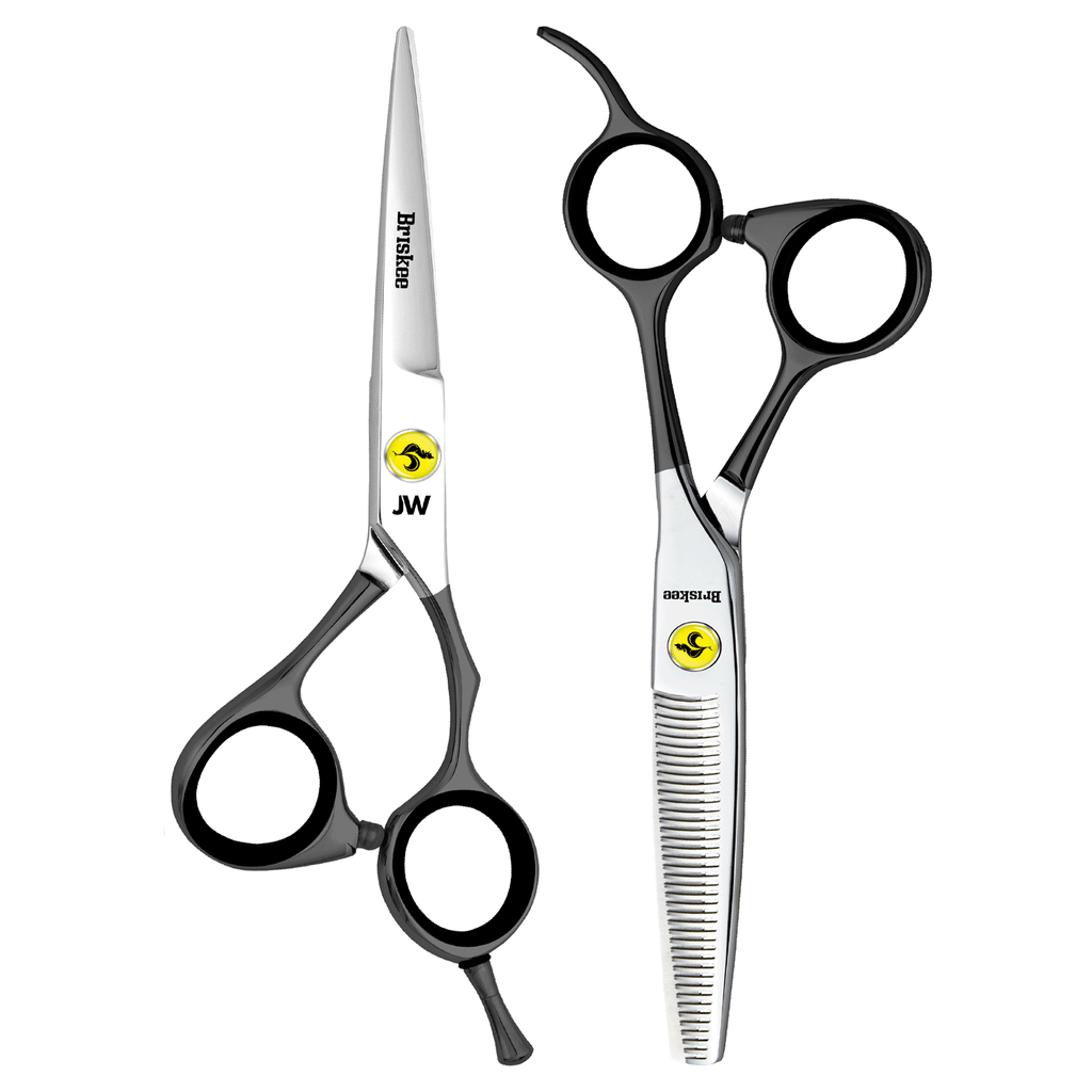 Joewell Briskee Shear/Thinner Combo - 5.5 Inch 1 Each