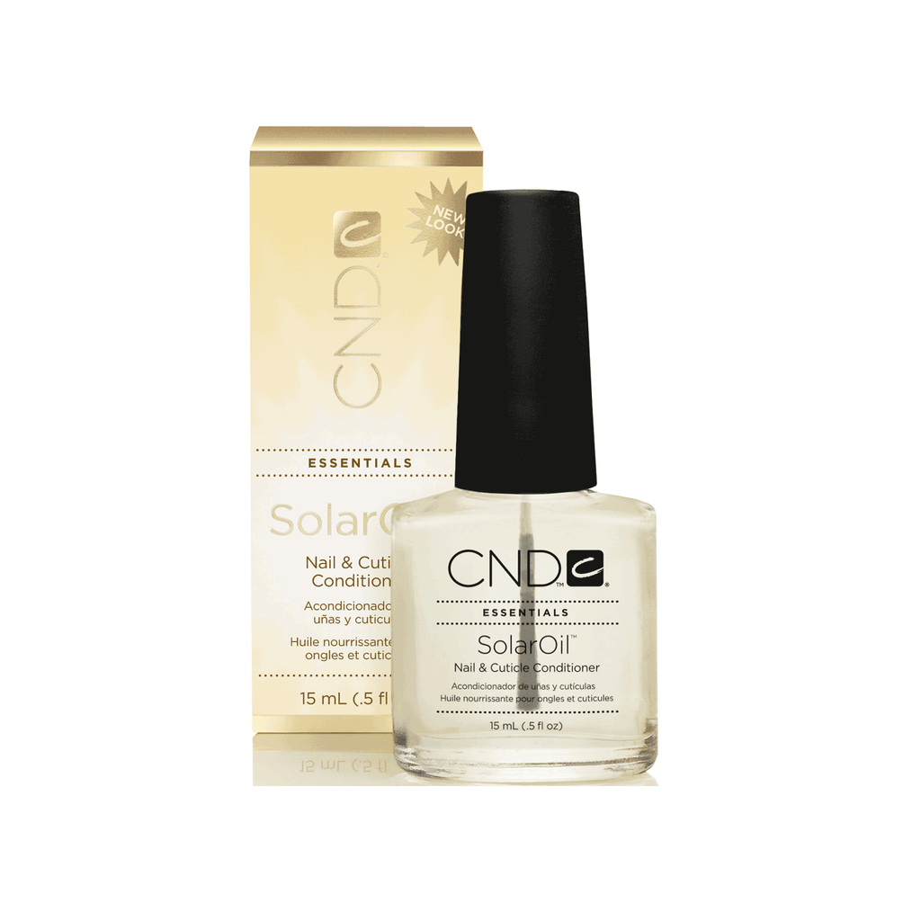 CND Solar Oil Nail & Cuticle Treatment .05 fl oz