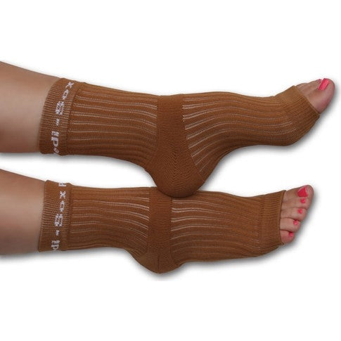Professional Pedi-Sox Solid Chewy Caramel 203-PRO