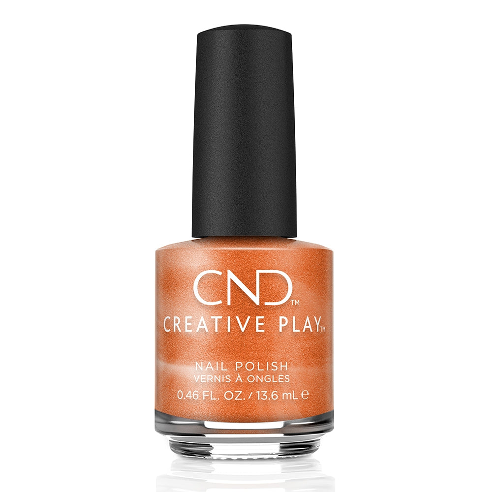 CND Creative Play 0.46oz Orange Pulse 92374