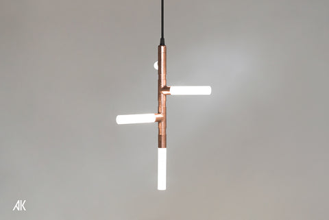 Abstract Pendant Ceiling Light