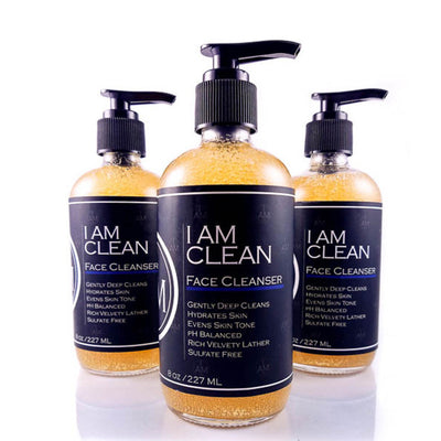 I AM Clean Facial Cleanser