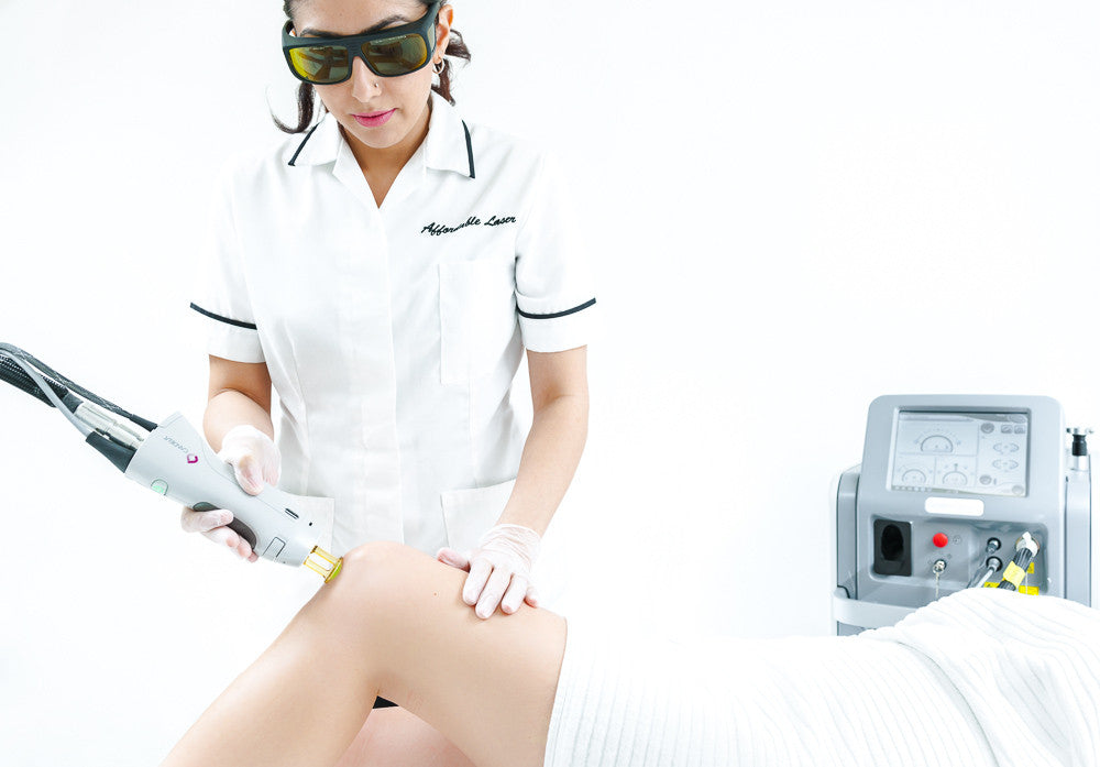 Laser Hair Removal - choose your option