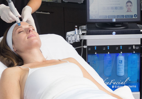 HydraFacial MD® with Laser Skin Rejuvenation