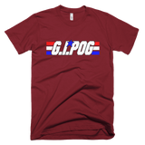 G.I. POG men's t-shirt
