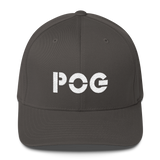 POG Structured & Fitted Twill Cap