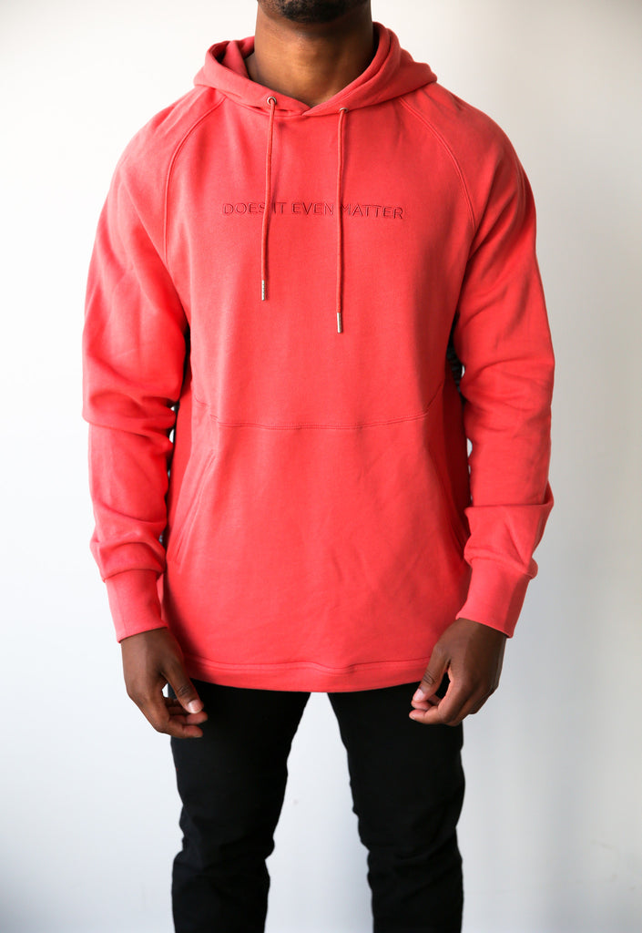 Does It Even Matter Hoodie