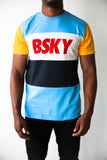 BSKY Stripe T-Shirt