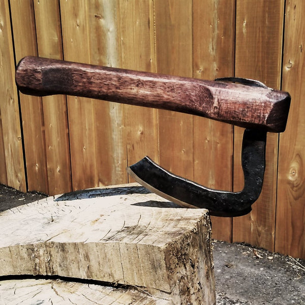 Kitchen Axe Forging