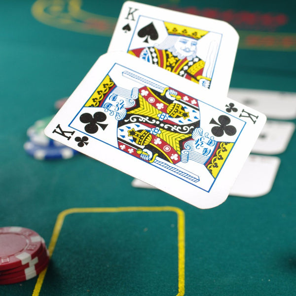 Intro to Poker & the Casino