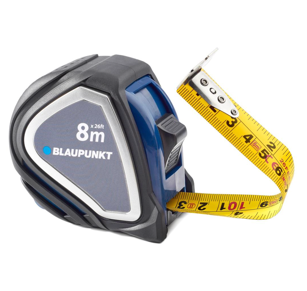 Why You Need A Double-Sided Tape Measure In Your Toolbox
