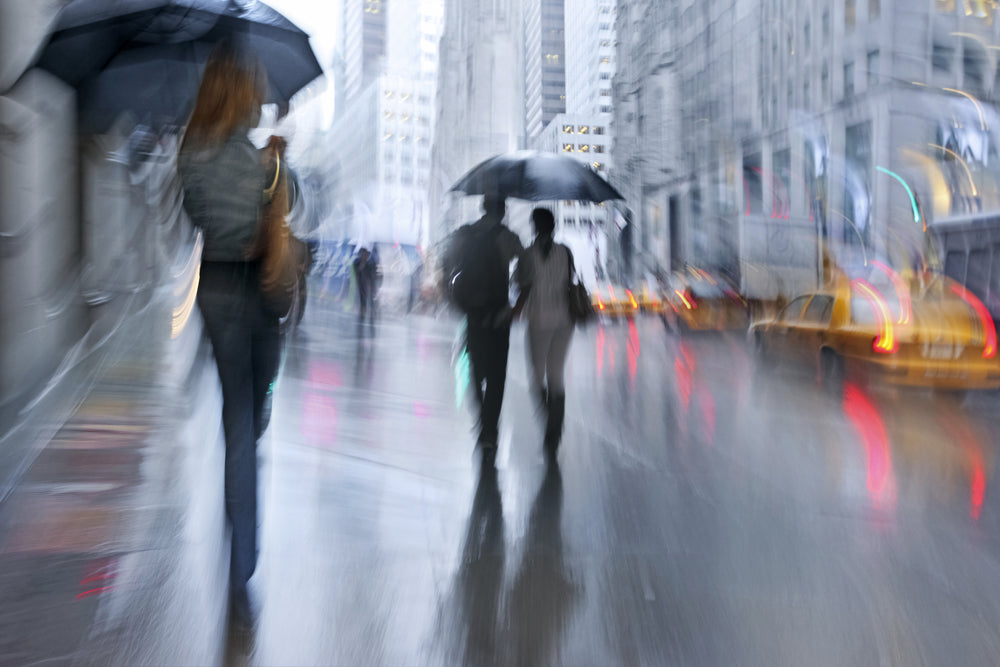 Revealed: The UK's Rainiest Cities
