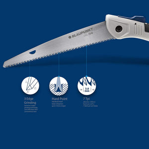 "Pruning Saw FS240 with 240mm (10"") 2 Position Folding Blade"