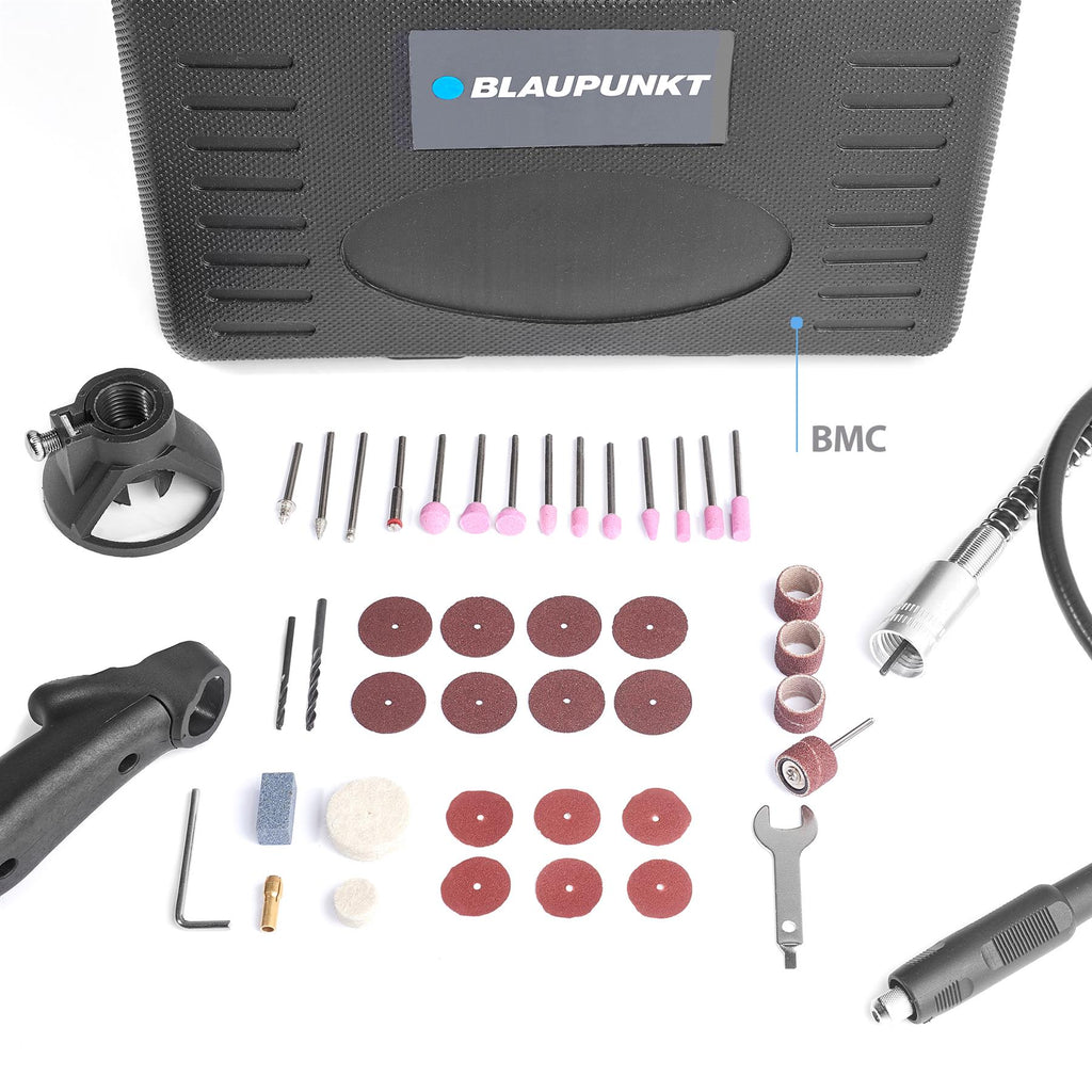 Rotary Tool Set RT3000 - 135W Electric Motor - 42pc Accessory Kit