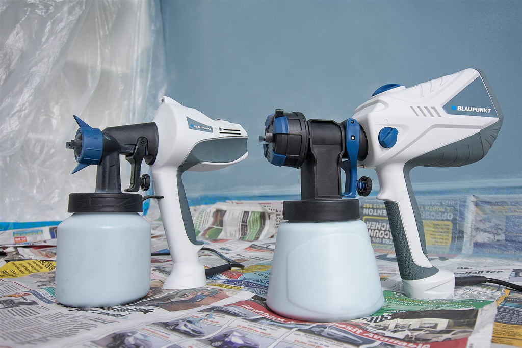 Blaupunkt Electric Paint Spray Gun PG4000 – High Power 600W