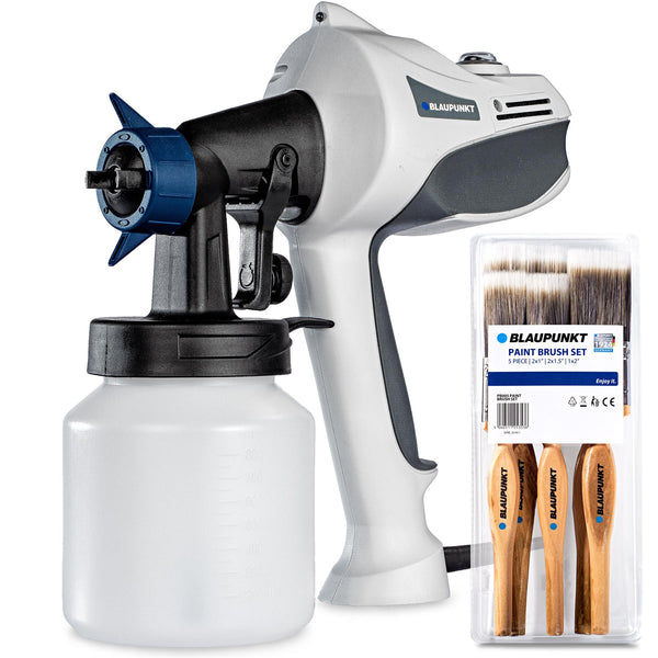 Blaupunkt Electric Paint Spray Gun PG3000 – 450W Motor