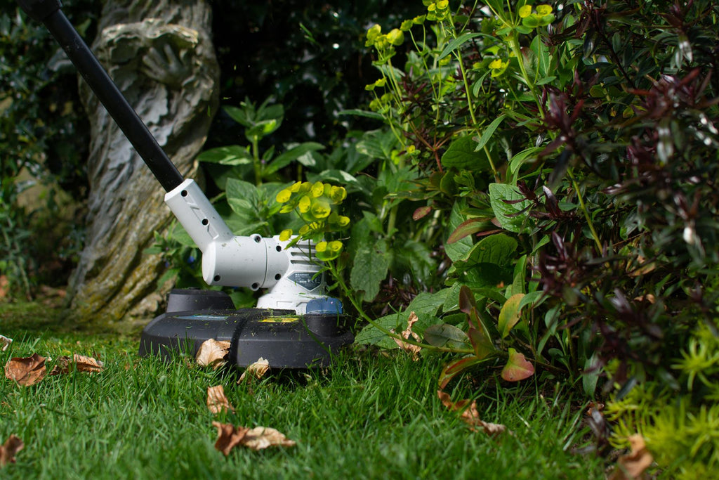 Blaupunkt Cordless Grass Trimmer and Edger - Li-Ion 18V - 30cm