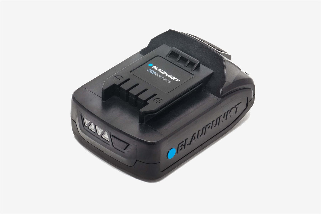 Blaupunkt DNA System 18v Li-Ion Battery BP2B - 2Ah - Compact and Lightweight