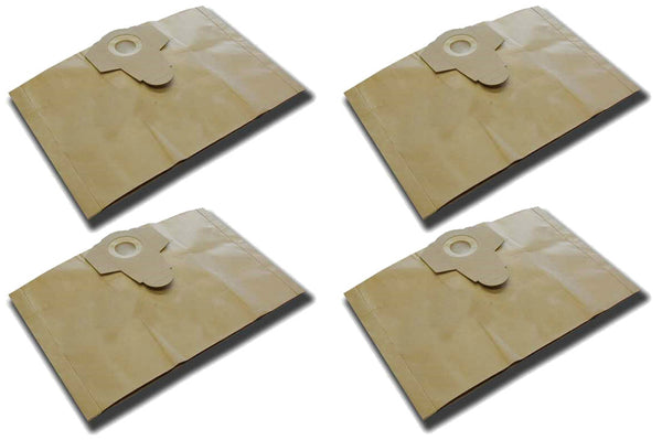 4 x Replacement Dust Bags for WD4000