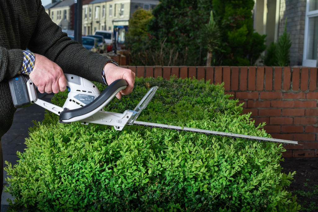 Blaupunkt Cordless Hedge Trimmer - Li-Ion 18V - 60cm