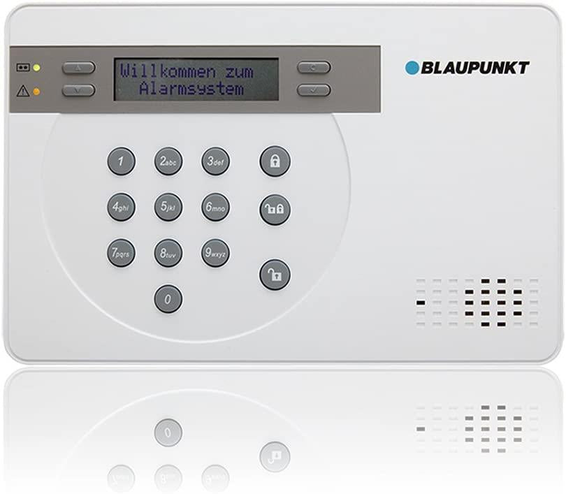 Burglar Alarm SA2700 Plus - Wireless GSM Home & Office Security System Kit