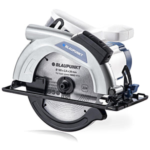 Blaupunkt Electric Circular Saw CZ3000 - 185mm - 1300W - 4800rpm - Laser Guide
