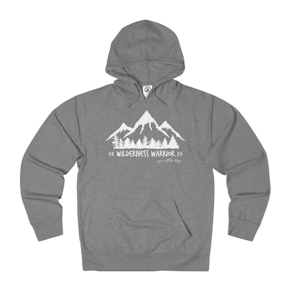 Wilderness Warrior - Adult Unisex French Terry Hoodie