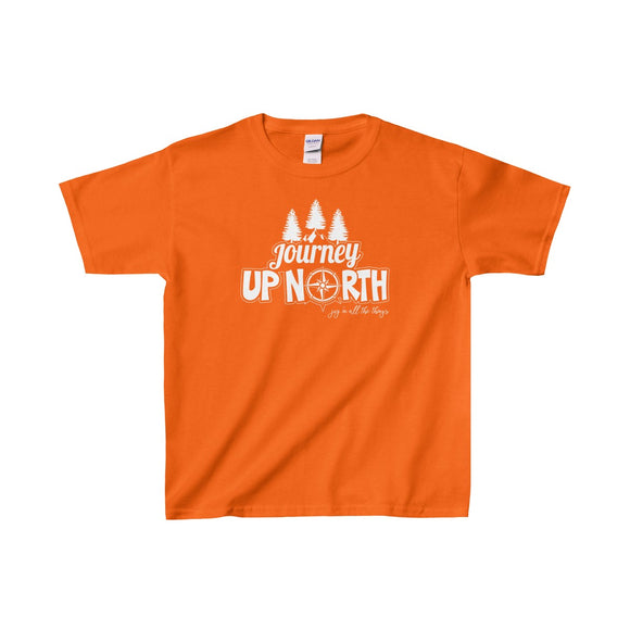 Journey Up North - Youth T-Shirt