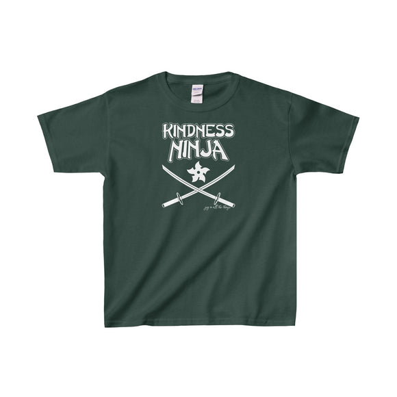 Kindness Ninja - Youth T-Shirt