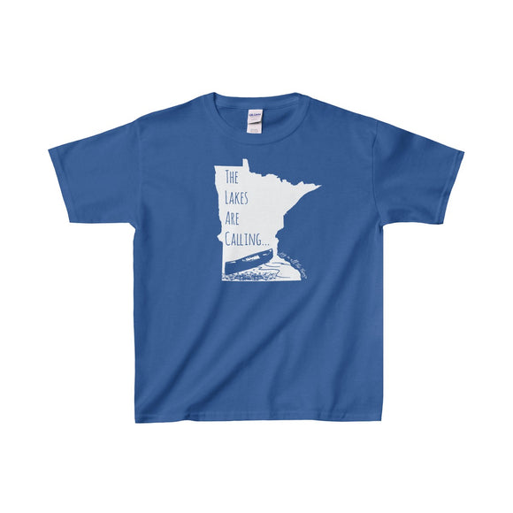 The Lakes Are Calling - Youth T-Shirt