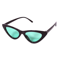 Melrose Frames (Black/Teal)