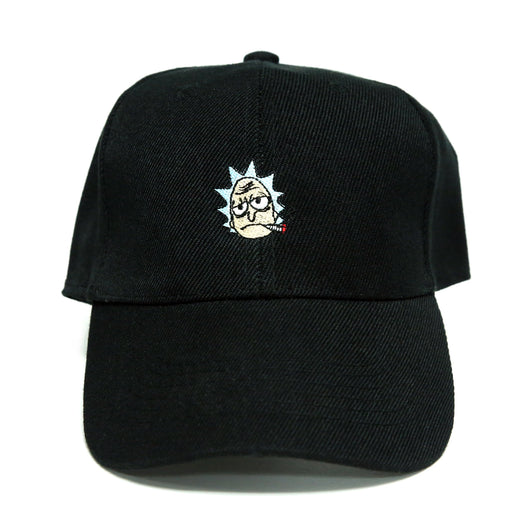 Rick Dad Hat (Black)
