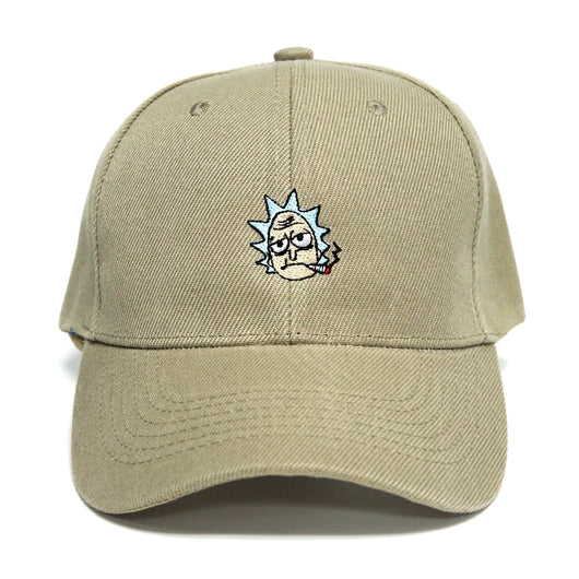 Rick Dad Hat (Tan)