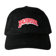 Backwoods Dad Cap (Black)